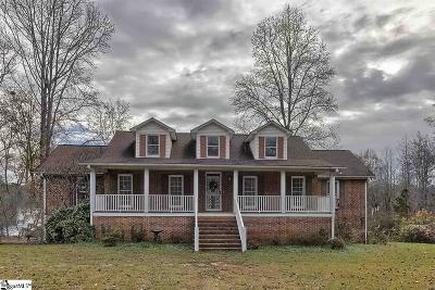 Easley Single Family Home For Sale: 264 Gin