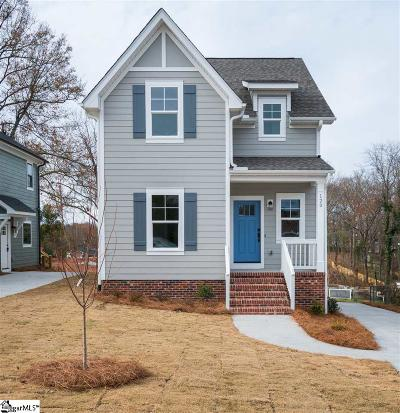 Greenville Single Family Home For Sale: 120 Oakland