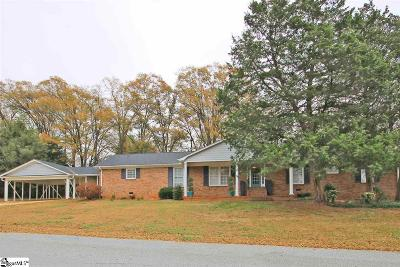 Greenville Single Family Home For Sale: 4 Imperial