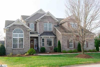 Greenville Single Family Home Contingency Contract: 23 Pond Bluff