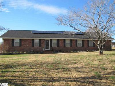 Spartanburg Single Family Home For Sale: 117 West Forest