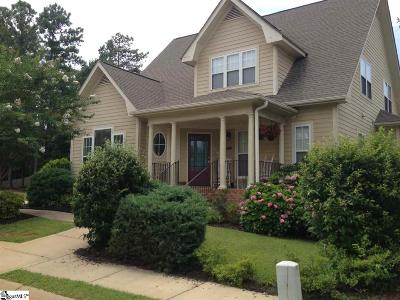 Simpsonville Single Family Home For Sale: 204 Easton