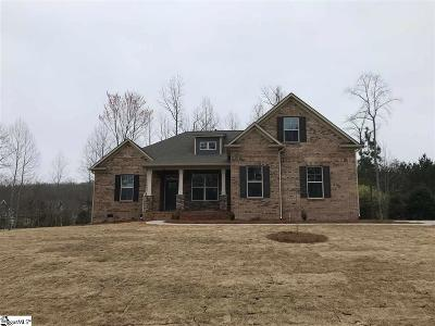 Easley Single Family Home For Sale: 105 Elliot