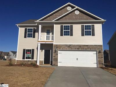Simpsonville Single Family Home For Sale: 20 Chadmore
