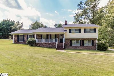 Taylors Single Family Home For Sale: 401 Confederate