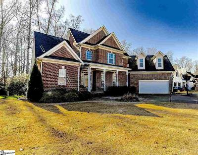 Simpsonville Single Family Home For Sale: 305 Abercorn