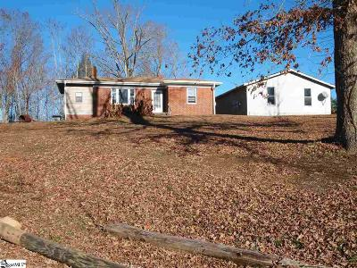 Travelers Rest Single Family Home For Sale: 160 Cunningham