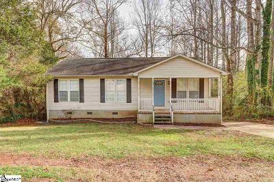 Travelers Rest Single Family Home For Sale: 53 Cox