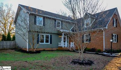 Spartanburg Single Family Home For Sale: 517 Brian