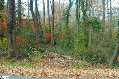 Taylors Residential Lots & Land For Sale: 2 Hillbrook