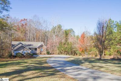 Seneca, Seneca/west Union Single Family Home For Sale: 105 Martins