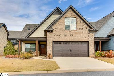 Greer Condo/Townhouse For Sale: 302 Scotch Rose