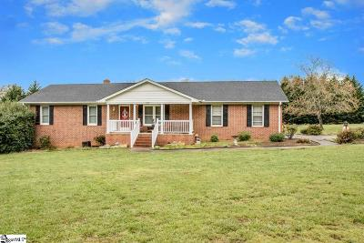 Fountain Inn Single Family Home For Sale: 3183 Abercrombie