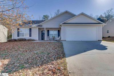 Greenville SC Single Family Home For Sale: $147,000