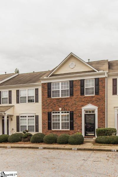 Mauldin Condo/Townhouse Contingency Contract: 62 Sikes