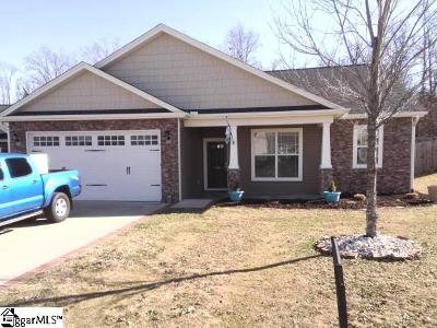 Greenville Single Family Home For Sale: 100 Lepore
