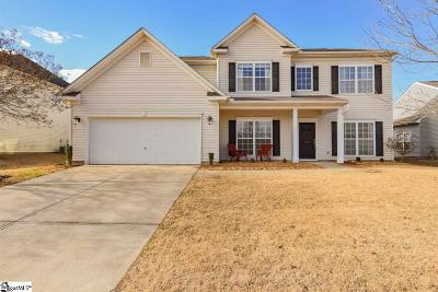 Simpsonville Single Family Home For Sale: 202 Blue Sage