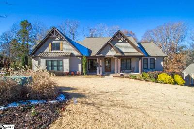 Greenville Single Family Home For Sale: 134 Walnut Creek
