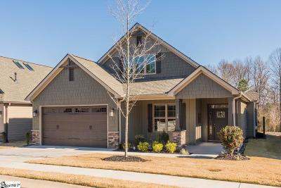 Greer Single Family Home For Sale: 79 Vinton
