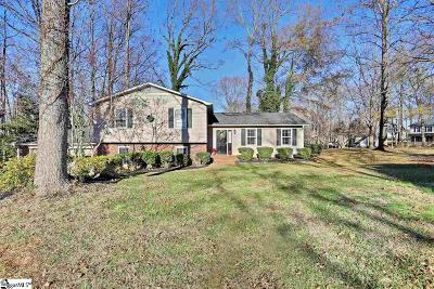Greenville Single Family Home For Sale: 100 Westover