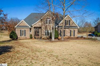Anderson Single Family Home For Sale: 113 Garden Park