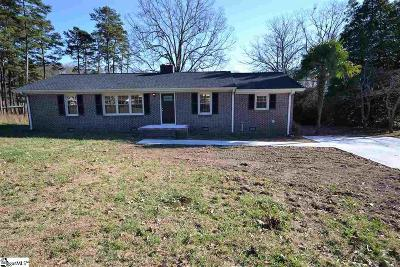 Mauldin Single Family Home Contingency Contract: 21 W Golden Strip