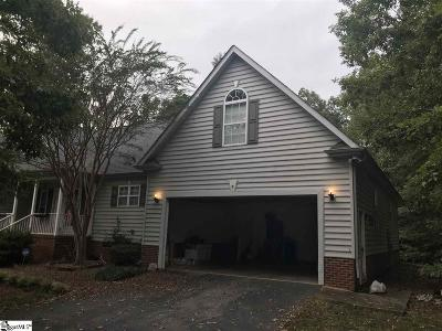 Greer Single Family Home For Sale: 117 E Magill