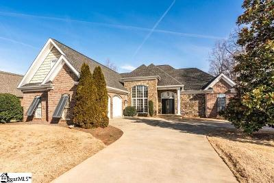 Anderson Single Family Home For Sale: 122 Parkside