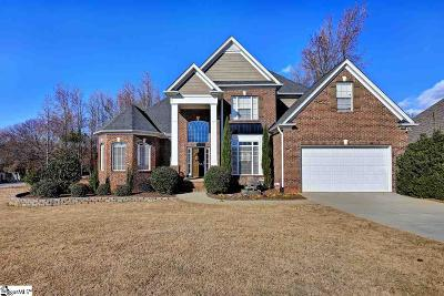 Greenville County Single Family Home For Sale: 601 Phillips