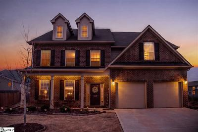 Simpsonville Single Family Home For Sale: 103 Hazeldeen