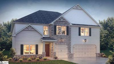 Ashcroft Single Family Home For Sale: 421 Castleford #Lot 26