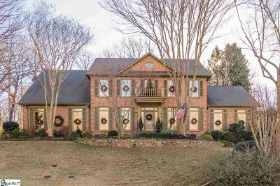 Greer Single Family Home For Sale: 119 Sun Meadow