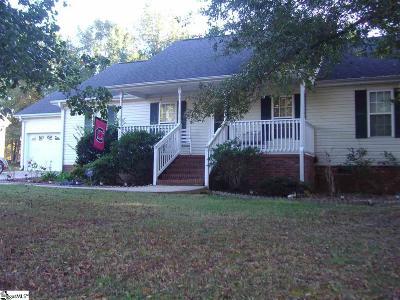 Simpsonville Single Family Home For Sale: 425 Davenport
