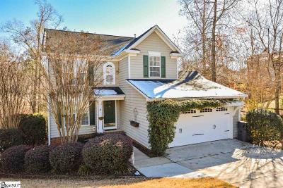 Greer Single Family Home Contingency Contract: 524 Omniwood