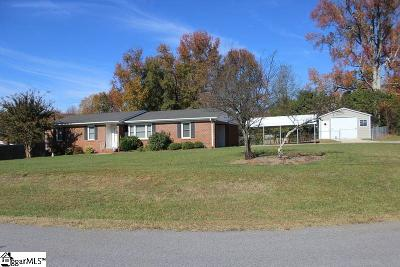 Greenville Single Family Home For Sale: 100 Pennwood
