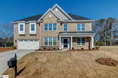 Easley Single Family Home For Sale: 200 Crestgate