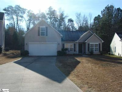 Simpsonville Single Family Home For Sale: 322 Garfield