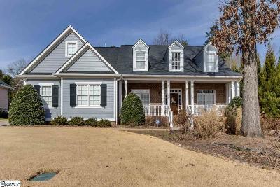 Piedmont Single Family Home For Sale: 113 Cravens Creek