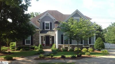 Greenville Single Family Home For Sale: 10 Gables
