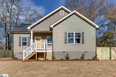 Greenville SC Single Family Home Contingency Contract: $224,900