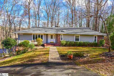 Greenville County Single Family Home Contingency Contract: 9 Stephane