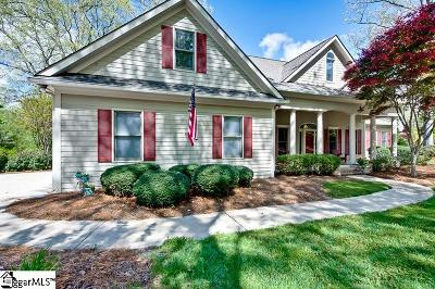 Travelers Rest Single Family Home For Sale: 112 Kingshead