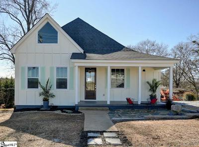 Greer Single Family Home For Sale: 1115 Apalache