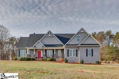 Travelers Rest Single Family Home For Sale: 12345 Old White Horse