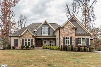 Greenville County Single Family Home For Sale: 7 Riley Hill