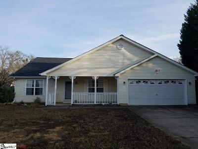 Fountain Inn Single Family Home Contingency Contract: 1 Sophia