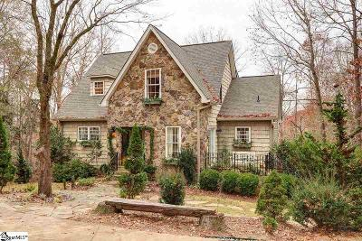 Greer Single Family Home Contingency Contract: 178 Victoria