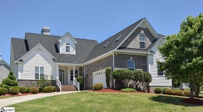Greer Single Family Home Contingency Contract: 307 Medford