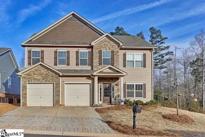 Greenville County Single Family Home Contingency Contract: 40 Gramercy