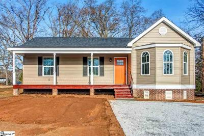 Pelzer Single Family Home Contingency Contract: 18a Dendy